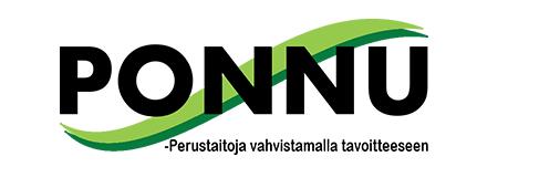 Logo: Ponnu -hanke